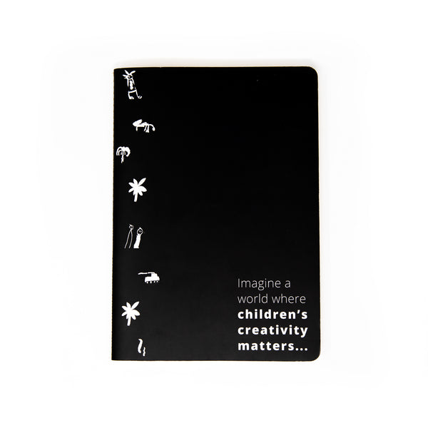 Doodle Factory Essential Notebook