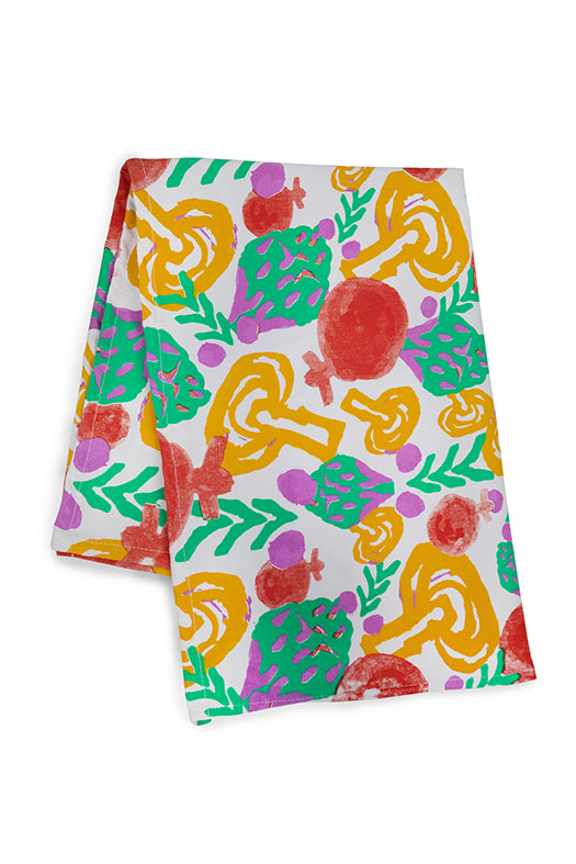 DoodlefactoryxZest Set Of 2 Towels