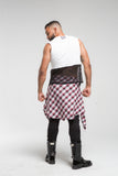 1/2 Mesh SleevelessTop | Men