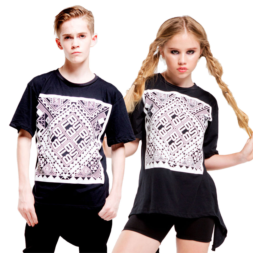 TRIBAL ZIPP T | UNISEX YOUTH