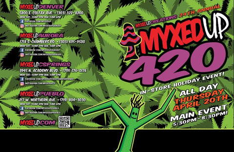 Myxed Up 420 2017