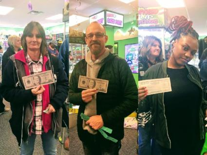 Myxed Up 420 Raffle Winners Denver