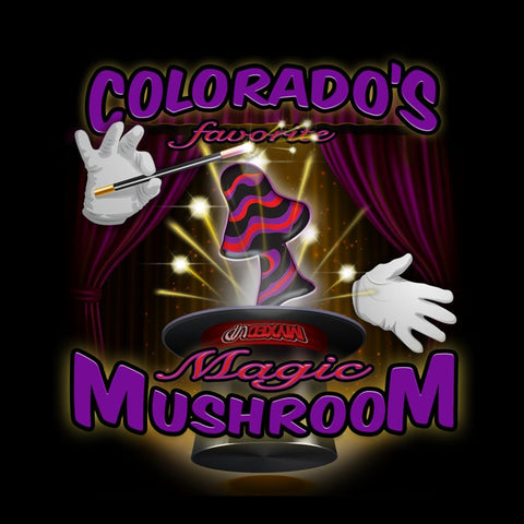 Colorado Magic Mushroom
