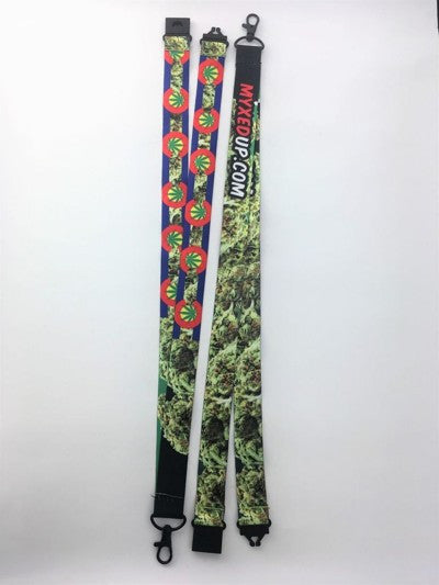 Myxed Up Colorado Bud Lanyard
