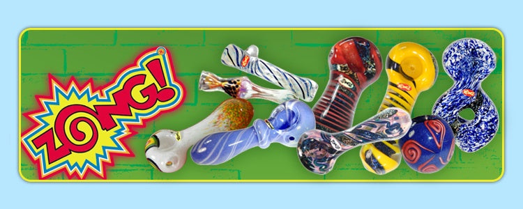 Zong! Glass Pipes