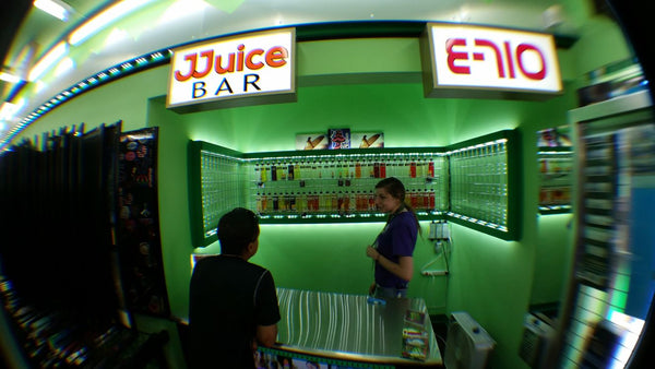 JJuice Vapor Bar at Myxed Up Creations Aurora