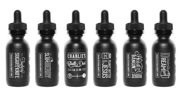 Charlie's Chalk Dust E-Liquid