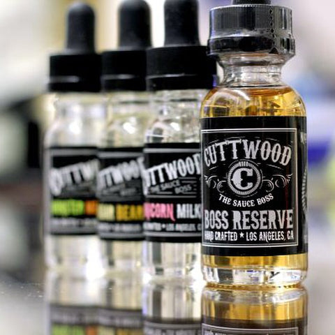 Cuttwood E-Juice