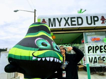 denver myxed up 420 mush jon