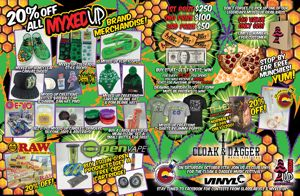 Myxed Up More20 Flyer inside