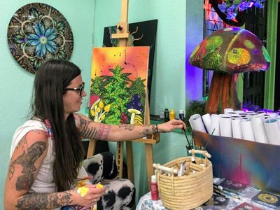 420 Art Myxed Up Creations Colorado Springs