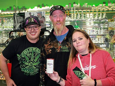 Denver More20 DabBox Raffle Winners