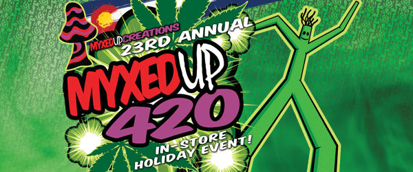 Myxed Up 420 2016
