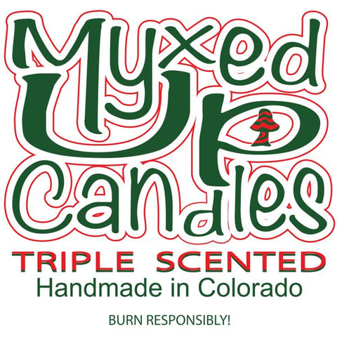 Myxed Up Candles | Triple Scented | Handmade in Colorado