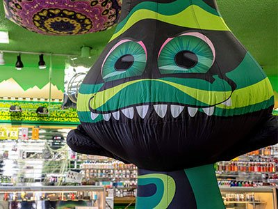 Myxed Up Mushroom Denver store