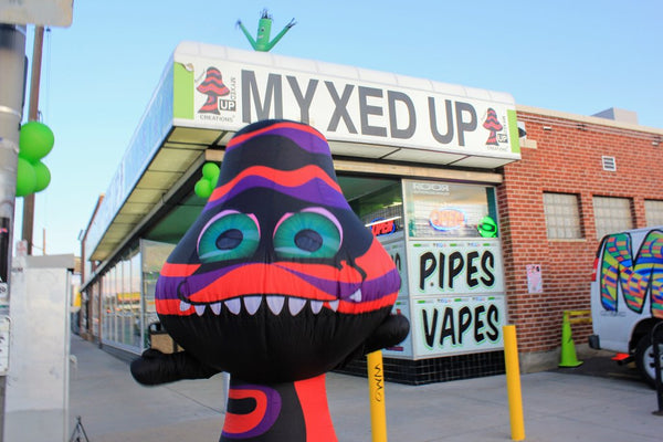 Myxed Up Mushroom at the Denver store for More20