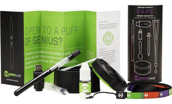 O.penVAPE Fill it Yourself Kit at Myxed Up Creations