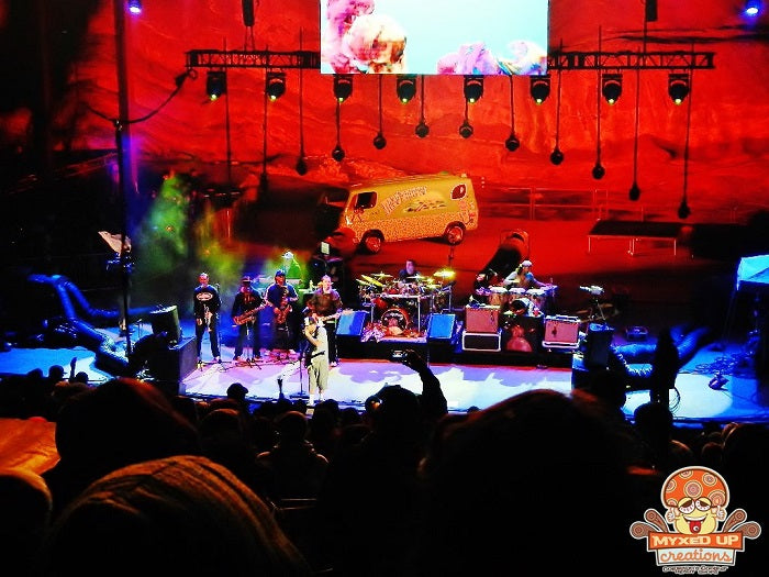Slightly Stoopid at Hot Box at Red Rocks for 420 2013