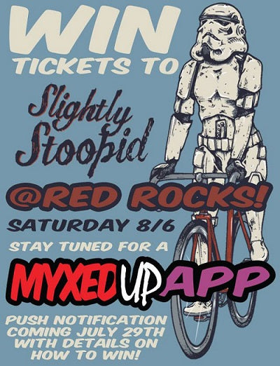 Win Tickets to Slightly Stoopid at Red Rocks