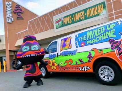 Myxed Up Mystery Machine Colorado