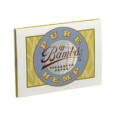 Big Bambu Pure Hemp Rolling Papers