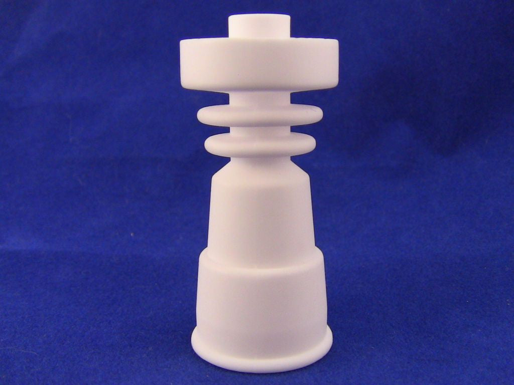 Ceramic Domeless Nail 18mm/14mm from front