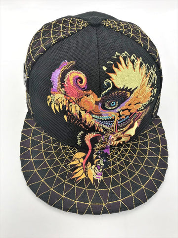 Android Jones V2 Humming Dragon Snapback