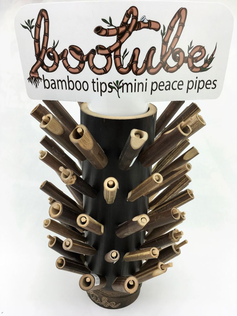 BooTube Bamboo Tips