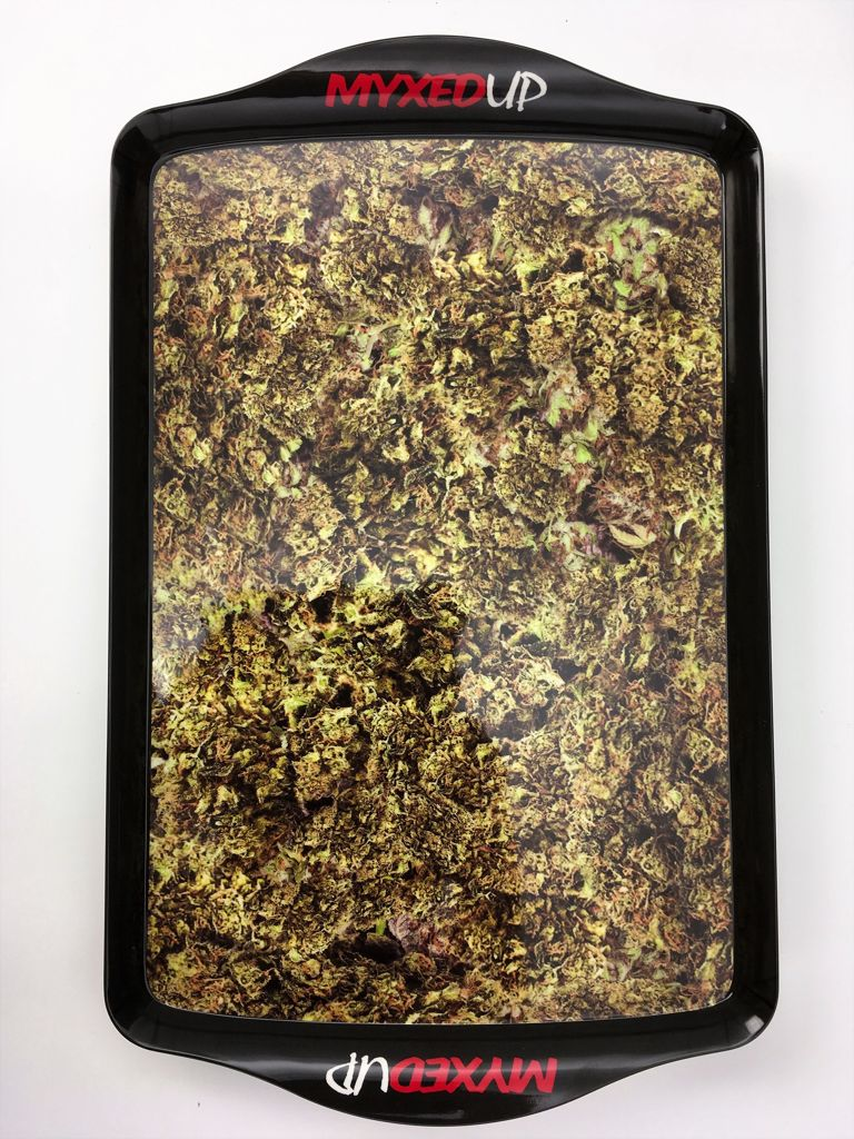 Buds Myxed Up Rolling Tray Large