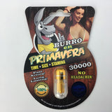 Burro en Primavera Sexual Performance Enhancer Pill