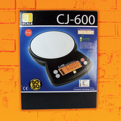 CJ-600 Digital Scale