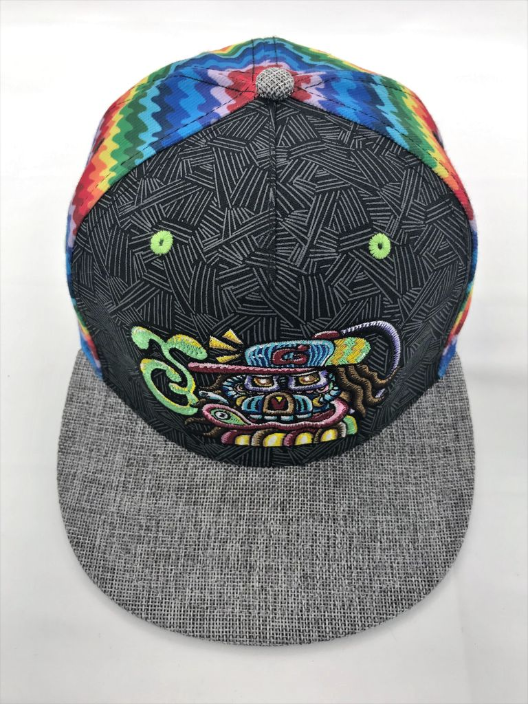 Chris Dyer Dude Grassroots Collab Fitted Hat