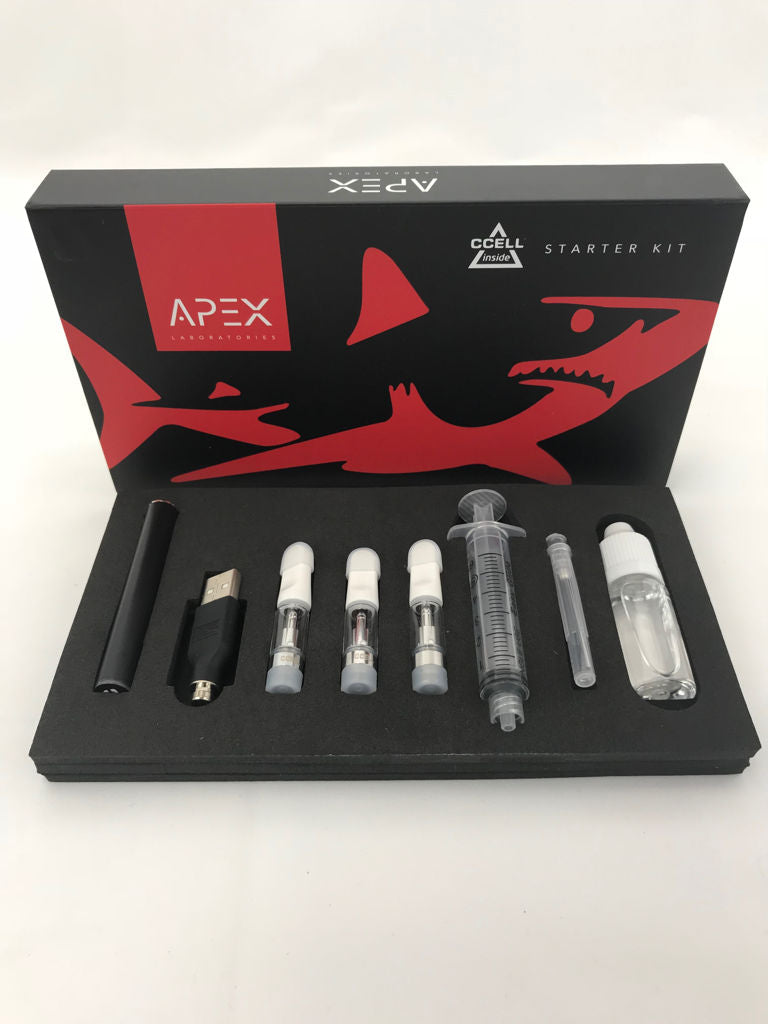 Concentrate Emulsifier Vape Starter Kit By Apex Labs