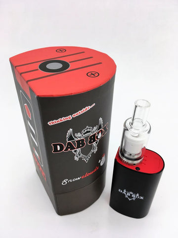 Dab Box Concentrate Vaporizer by Snowcloudz