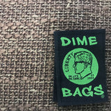 Dime Bags Padded Pouches Black