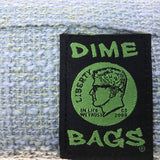 Dime Bags Padded Pouches Blue