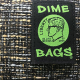 Dime Bags Padded Pouches Concrete