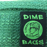 Dime Bags Padded Pouches Forest