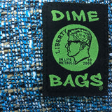 Dime Bags Padded Pouches Glass