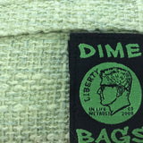 Dime Bags Padded Pouches Green