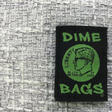 Dime Bags Padded Pouches Grey