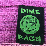 Dime Bags Padded Pouches Magenta