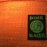 Dime Bags Padded Pouches Orange