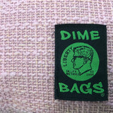 Dime Bags Padded Pouches Purple
