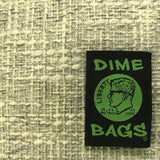 Dime Bags Padded Pouches Tan