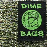 Dime Bags Padded Pouches Timber