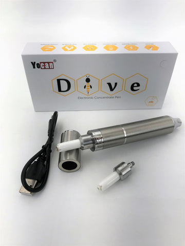 Yocan Dive Electronic Nectar Collector Concentrate Pen
