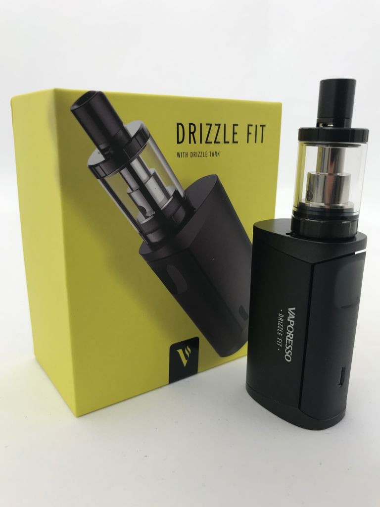 Drizzle Fit Vaporizer Kit Black