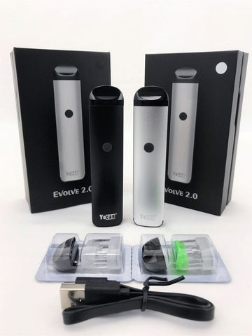Yocan Evolve 2 0 Vaporizer Pen – Myxedup com | Glass Pipes