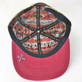 Grassroots Custom Snap Back Hats Mountain Division Cortez Inside